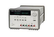 E3646A DC power supply, dual output, dual range: 0-8V/ 3 A and 0-20V/ 1.5 A, 60 W. GPIB