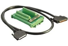 U2904A Terminal board with SCSI 100 pin connector with 2 meter cable