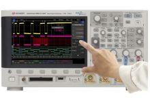 MSOX3014T Mixed Signal Oscilloscope: 100 MHz, 4 Analog Plus 16 Digital Channels