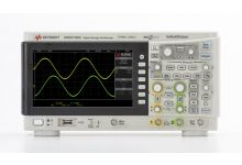 DSOX1102G Oscilloscope with Function Generator, 2 Channel, 70/100 MHz