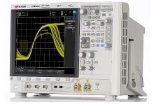 DSOX4032A Oscilloscope: 350 MHz, 2 Analog Channels