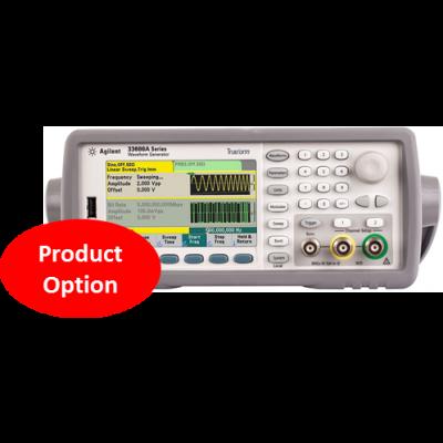 33611A-OCX Add high-stability OCXO timebase