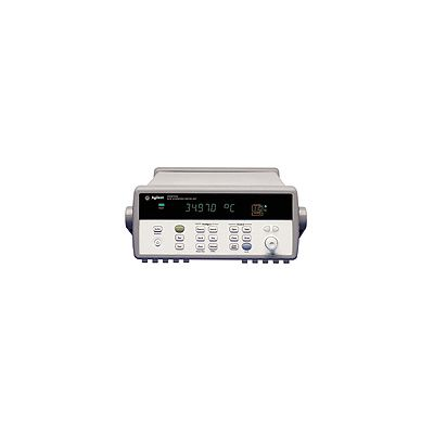 34970A Data Acquisition/Switch Unit. GPIB, RS232
