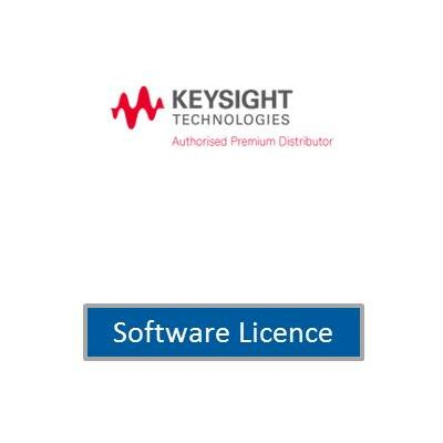 N6705B-056 Software license to control N6705A/B with 14585A Control and Analysis Software