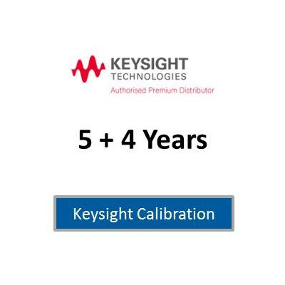 33521B R-50C-011-5 Calibration - 5 Years - Initial Calibration plus Four additional annual Calibrations