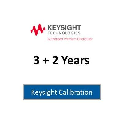 33522B R-50C-011-3 Calibration - 3 Years - Initial Calibration plus Two additional annual Calibrations