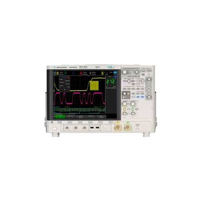 MSOX4052A Mixed Signal Oscilloscope: 500 MHz, 2 Analog Plus 16 Digital Channels
