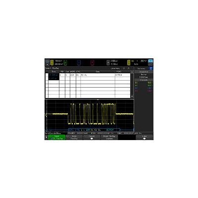 DSOX4FLEX FlexRay serial triggering and analysis license for 4000X series oscilloscopes