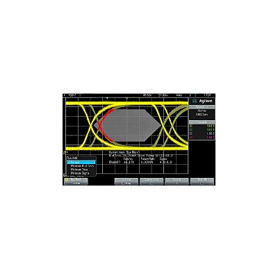 DSOX4MASK Mask Limit Testing for 4000X Series Oscilloscopes