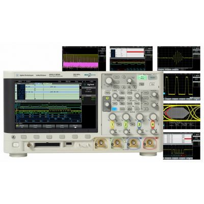DSOX3APPBNDL Software Bundle for the InfiniiVision 3000 X Series Oscilloscope