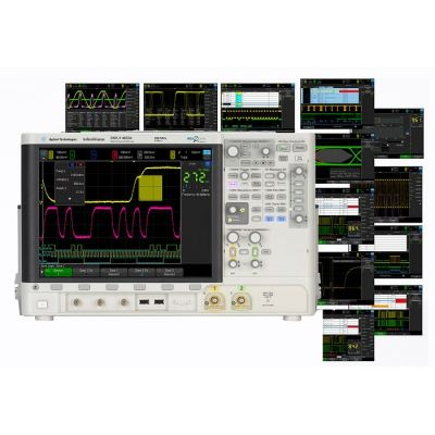 DSOX4APPBNDL Software Bundle for the InfiniiVision 4000 X Series Oscilloscope