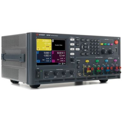 N6705C DC Power Analyzer, Modular, 600 W, 4 Slots