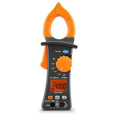 U1193A U1193A- Handheld clamp meter, true RMS, basic