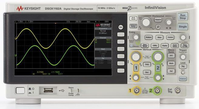 Keysight 1000x firmware update