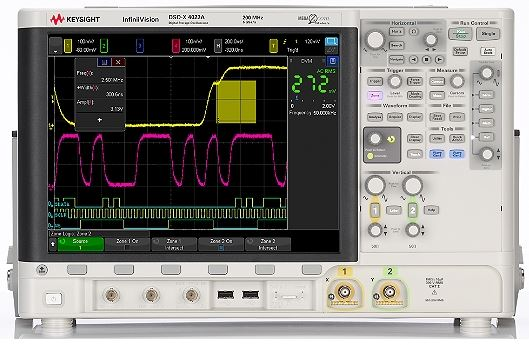 Keysight 4000 X-Series