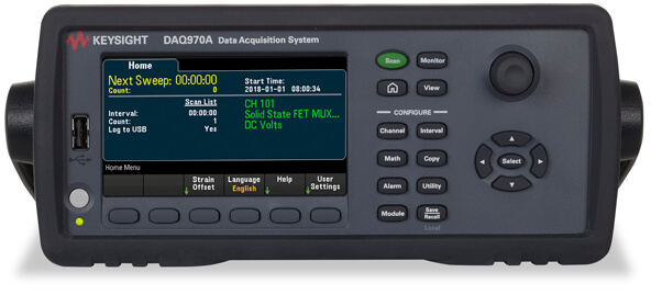 Keysight Data Acquisition DAQ970A