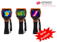 Keysight Thermal Imagers