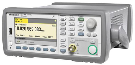 Keysight Frequency Counters/ Timers