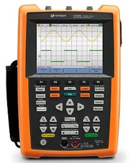 Keysight Handheld Oscilloscope